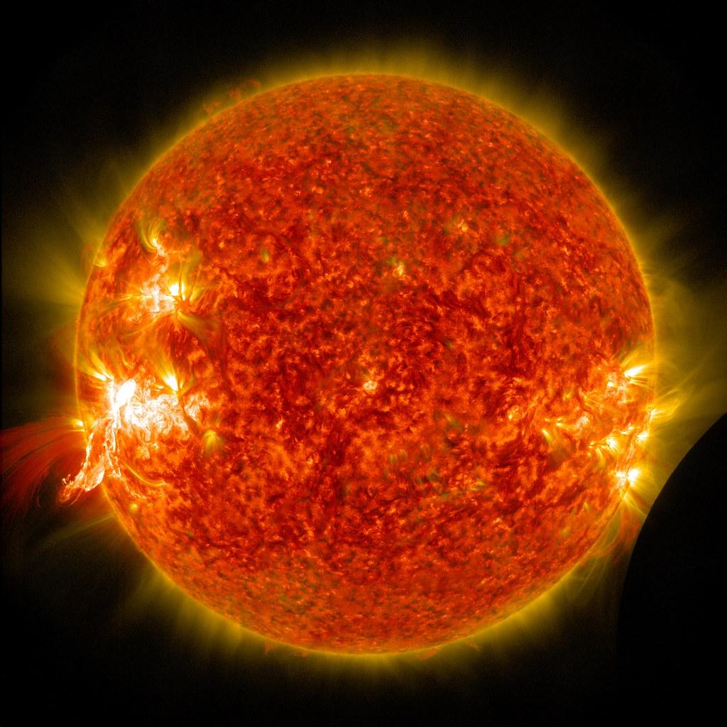 Our Sun, Inti